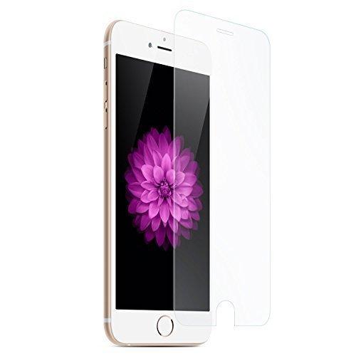 R & s® Pellicola proteggi schermo in vetro temprato per Iphone 6/6S, pellicola di protezione schermo Iphone 6/6S, in vetro temprato, ad alta trasparenza e Ultra resistente, indistruttibile graffio e s