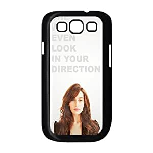 Samsung Galaxy S3 9300 Cell Phone Case Black_She Wouldn't Even Look In Your Direction Trarg