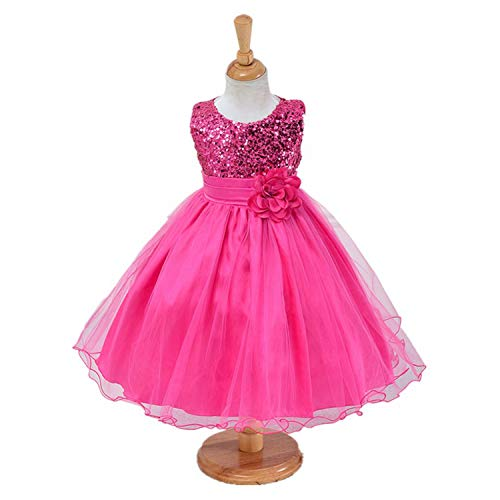 1-14 Yrs Teenage Girls Dress Wedding Party Dress for Girl Party Costume Kids Cotton Party Girls Clothing,As Picture7,9M ()