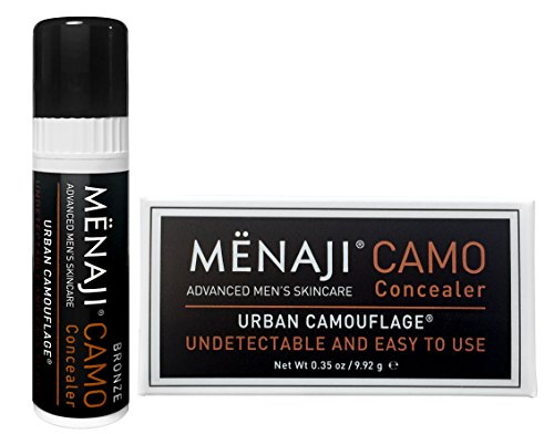 Mënaji CAMO Concealer, Magnum Bronze (Bronze Concealer Eye)