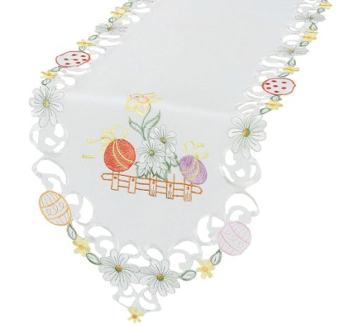 Xia Home Fashions Country Embroidered