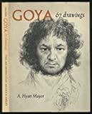img - for Goya: 67 drawings book / textbook / text book