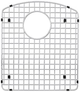 15 X 17 Stainless Steel Sink Grid By Blanco Amazon Com