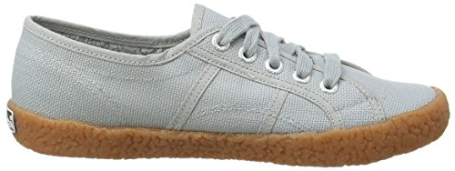 Donna Naked Grigio Sneakers Da Superga 2750 Top Low hellgrau Cotu 5xFqqwS0H
