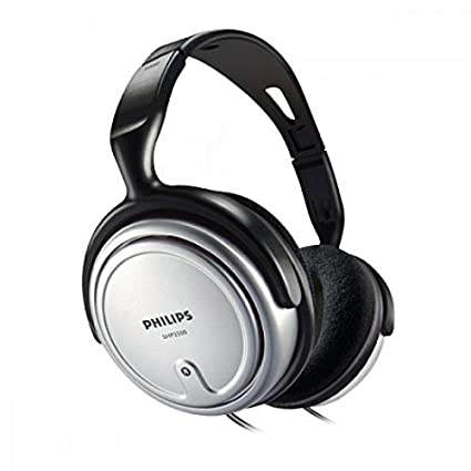 Philips SHP2500/10 Auriculares interior con cable para TV