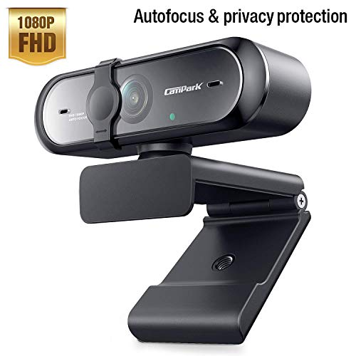 🥇 Campark Webcam 1080P