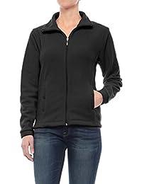 Stanley Women's Fleece Jacket Full Zip Collar Lightweight Soft Warm Thermal Ladies Winter Coat
