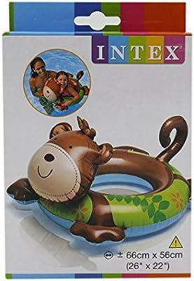 Flotador hinchable de mono, de Intex: Amazon.es: Deportes y aire libre
