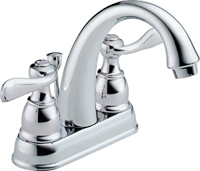 Delta Windemere Two Handle Centerset Lavatory Faucet