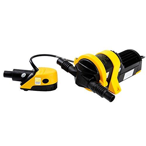 Whale Ic Retail Kit 12V Gulper Ic Pump & Strainer Ic (Part #Si8284 By Whale -