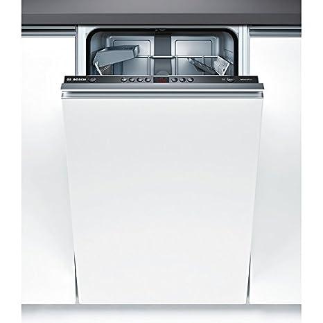 Bosch SPV40M20EU lavavajilla Totalmente integrado 9 cubiertos A+ - Lavavajillas (Totalmente integrado, Acero inoxidable, Botones, 1,75 m, 1,65 m, 2,05 ...