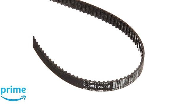 "13 3//8/"" Pitch Gates 135L050 PowerGrip Timing Belt 36 Teeth Light 1//2/"" Width"