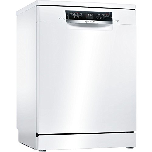 Bosch SMS67MW00G 14 Place Freestanding Perfect Dry Dishwasher in White