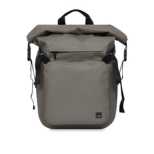 Knomo Luggage Hamilton Business Backpack, Khaki, One Size