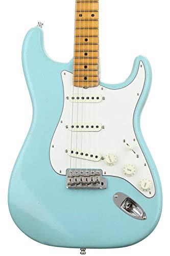 - Fender Custom Shop Postmodern Stratocaster Journeyman Relic - Aged Daphne Blue