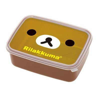 [Rilakkuma] cores with lunch box face by San-X
