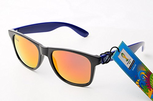 4c7b824960a91 FIFA World Cup 2014 UV Protected Wayfarer Unisex Sunglasses -  (FB-S-218