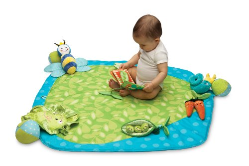 Ordinaire Amazon.com : Boppy EntertainMe Play Gym, Garden Patch (Discontinued By  Manufacturer) : Early Development Playmats : Baby