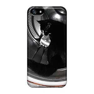For HTC One M9 Case Cover WENJORS Adorable La Luna Hard Case Protective Shell Cell Phone Cover For PC Black