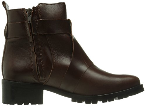 André Assous Womens Bethany Motorcykel Boot Valnöt