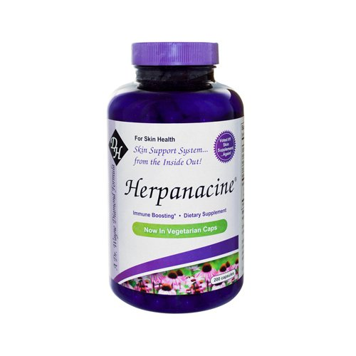 Herpanacine - The Total Skin Support System From the Inside Out 200 capsules - Single Item ()