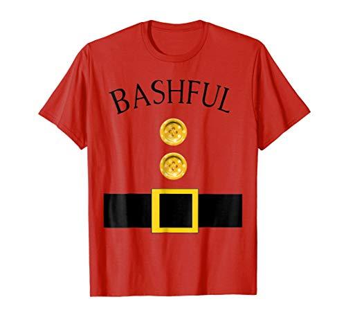 Cute Bashful Halloween Group Costume T Shirt | Team Tees