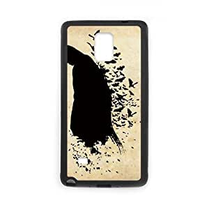 Batman Samsung Galaxy Note 4 Cell Phone Case Black 05Go-171265