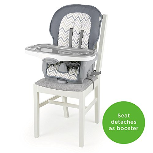Ingenuity Trio Elite 3-in-1 High Chair – Braden - High Chair, Toddler Chair, and Booster