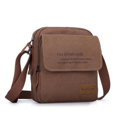 Moda bolsa Mochila de viaje Bolso Casual bolso bandolera hombre Bolso mensajero para ocio tiempo