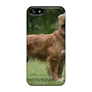 Durable Protector Case Cover With For Fer7gl Nova Scotia Duck Tolling Retriever Hot Design For Iphone 5/5s