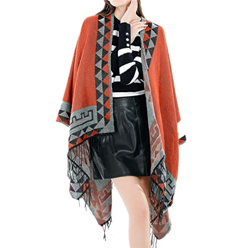 POHOK Clearance Sale Womens Geometric Pattern Shawl Blanket