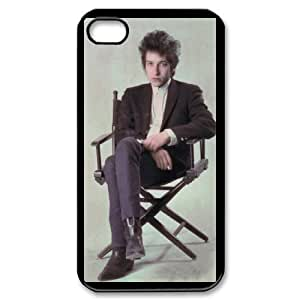 YYCASE Customized Print Bob Dylan Pattern Back Case for iPhone 4/4S