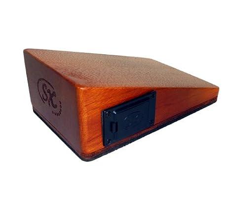 Cajón pedal de la marca SX Guitars para guitarra o de acompañamiento: Amazon.es: Instrumentos musicales