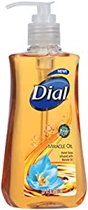 Amazon Com Dial Liquid Hand Soap Miracle Oil Marula 7