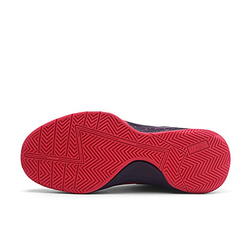 Make Shoe Redblack Shoe Jump QZbeita High You Man Basketball Breathable Comfy E17Sq1f