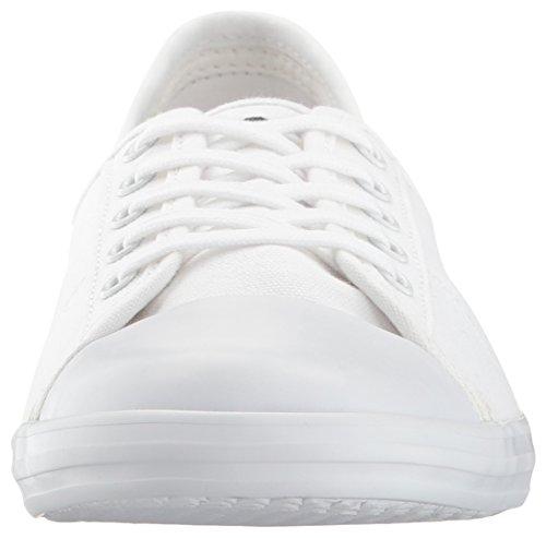 Lacoste Women's Ziane BL 2, White, 7 M US