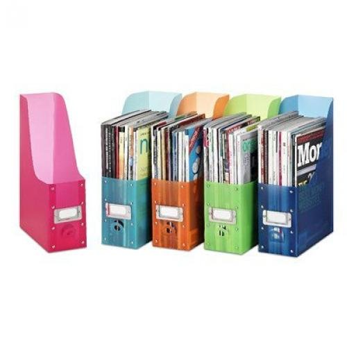 classroom books and magazines organization organizers