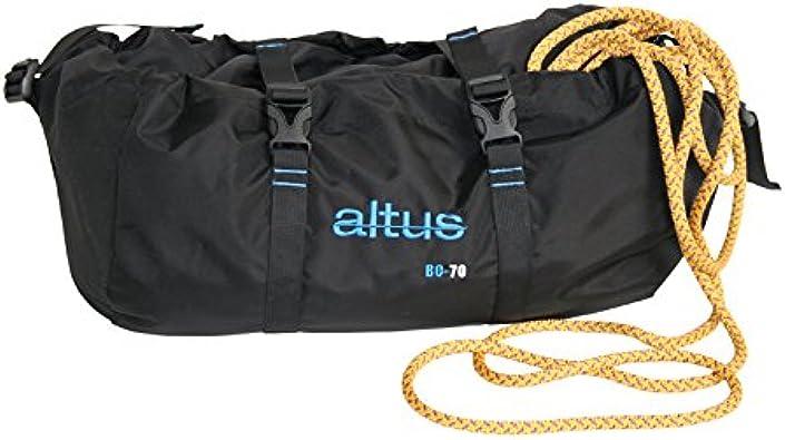 ALTUS Bc70 - Bolsa portacuerdas, Unisex, Color Negro, Talla única