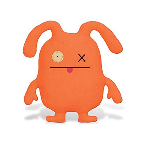 Uglydoll Ox Collection-orange Plush 2009 ()