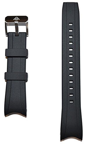 Original Citizen Men's Promaster Diver Black Rubber Band Strap for Models: BJ2115-07E, BJ2117-01E, BN0085-01E ()