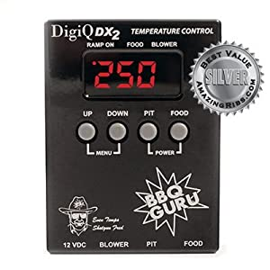 DigiQ BBQ Temperature Control