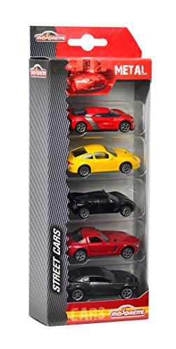 Dickie Toys Majorette Cars (5 Pack)