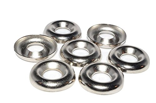 #8 Stainless Finishing Washer Qty: 250 Countersunk/Cup