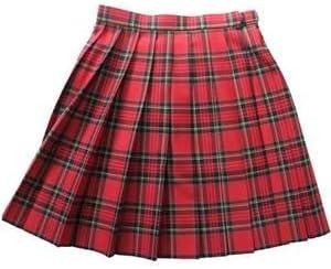 KR295 まっかタータン W60・63・66・69・72 丈42・48cm KURI-ORI[クリオリ]スリーシーズンスカート school skirt