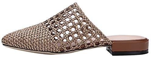 Glisser tuoxim Calaier 2CM Chaussons Bloc Femme Chaussures sur wIw5qra7