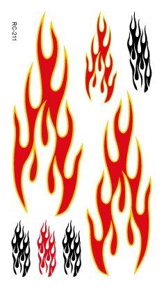 Fire Tattoo - 3