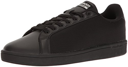 sports shoes 3debb 62512 Galleon - Adidas Mens Cloudfoam Advantage Clean Fashion Sneakers,  BlackBlackchalk White, (10.5 M US)