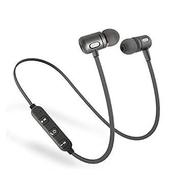 Auriculares in-ear deportivos, auriculares inalámbricos, sonido estéreo, Bluetooth V4.1