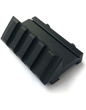LARS360 11mm Zielfernrohrmontage Zielfernrohr Montage Prismenschiene auf Picatinny Weaver Picatinny Schiene Adapter Verl/ängerungsadapter