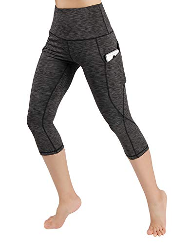 High Waist Out Pocket Yoga Pants : Tummy Control